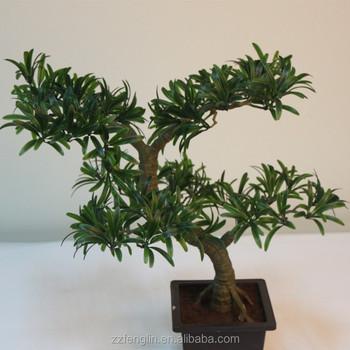 Cina Pabrik Murah Mini Jepang Buatan Bonsai Grosir Buatan Buddha Pinus Bonsai Daun Dijual Buy Buatan Grosir Buddha Pinus Bonsai Pabrik Murah Mini
