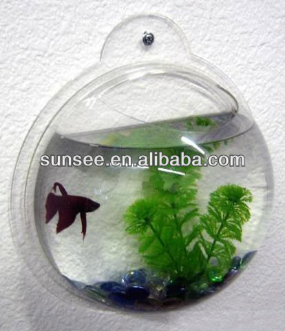3.6 boyu aquarium, acrylic Fish Bowl , Led light optional. EE-024