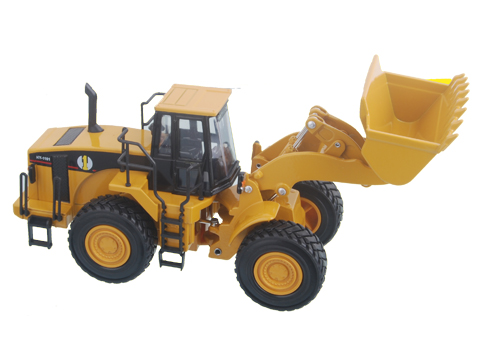 Construction Bulldozer Electric ,model metal Truck