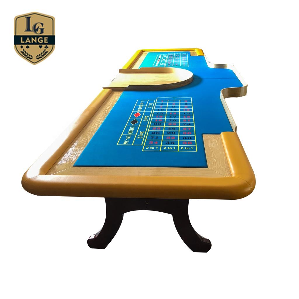 Tavoli da gioco con roulette