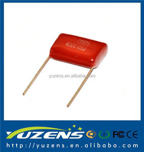 CBB capacitors 400V 105 1UF 1000NF 20MM