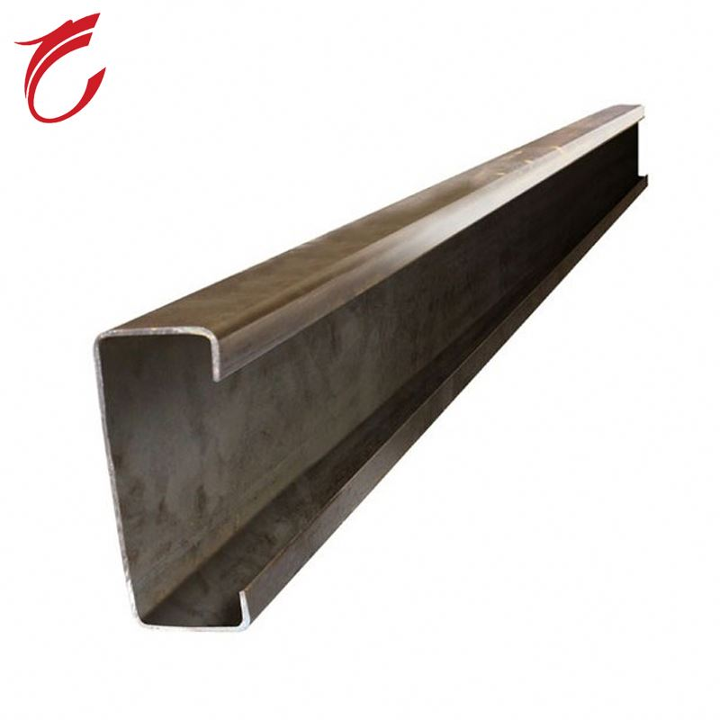 china high quality low carbon c channel steel price