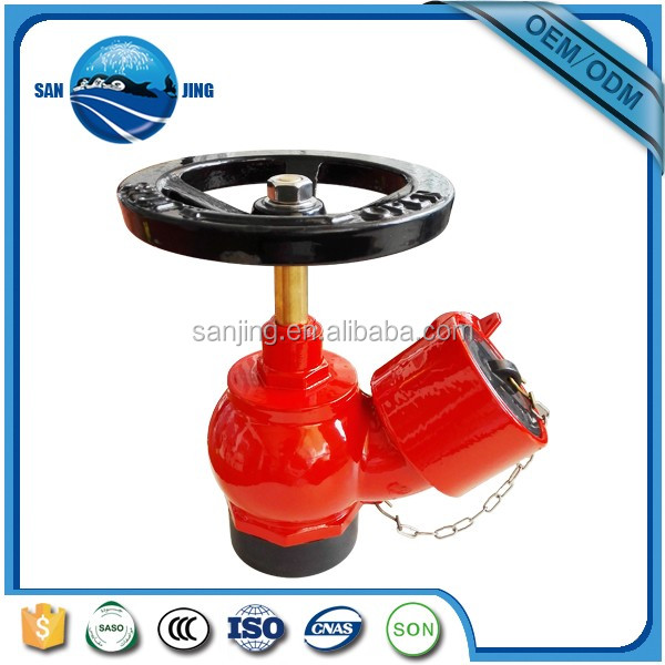 Factory price indoor type water fire hydrant for sale