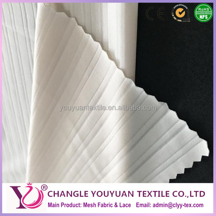 Wholesale polyester spandex lycra clothing fabric for dance wear