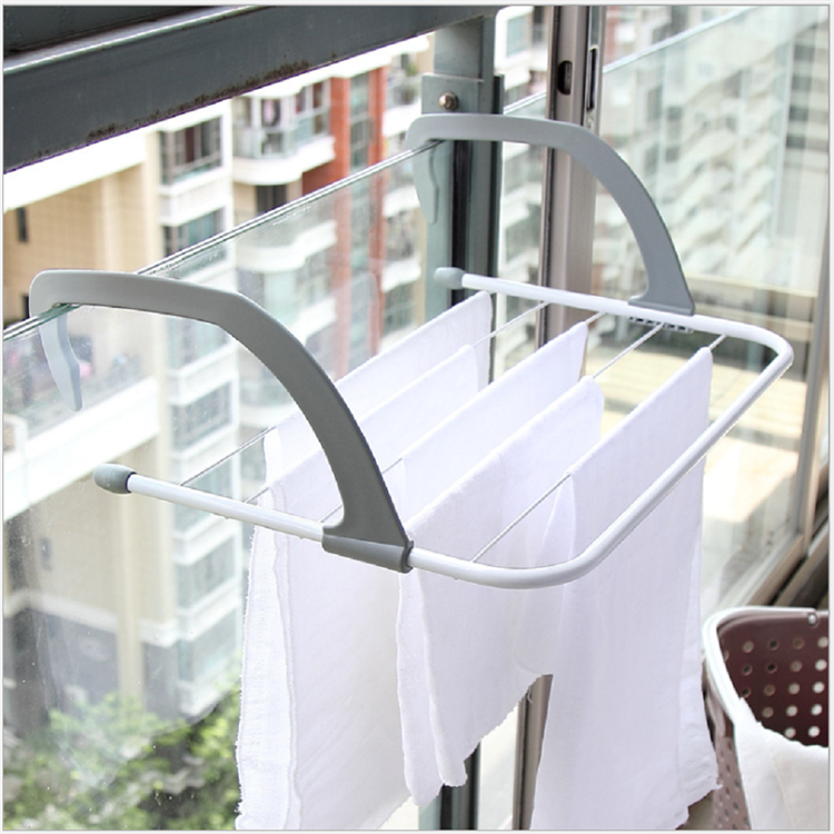 Clothes Towel Dryer Rack Drying Radiator Folding Rack