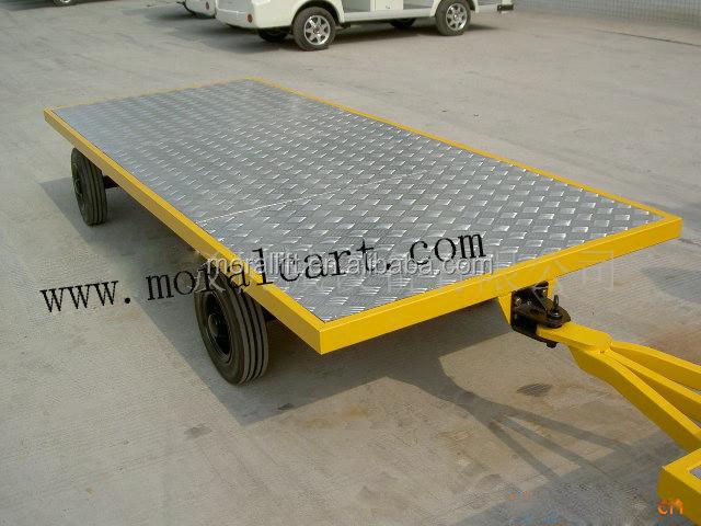 No power car tow dolly