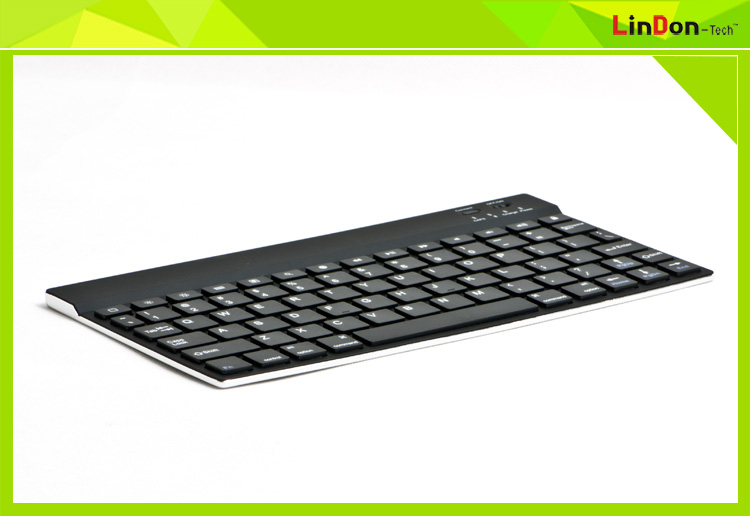 Slim Mute Chocolate Usb Bluetooth Keyboard For Apple Tablet Phone ...