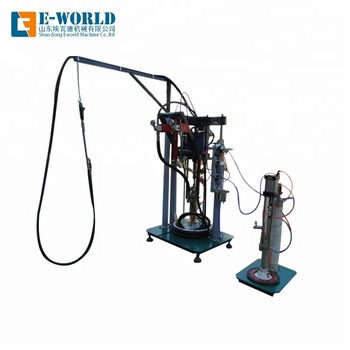 Hot sale Silicone Extruder Machine for insulating glass making