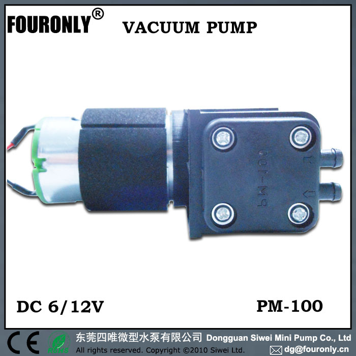 Easy installation linear air pump