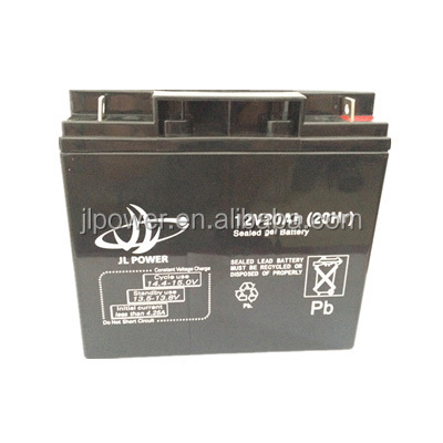 12v VRLA 48v Battery 6-dzm-20 20AH Electric Scooter Rechargeable Battery with CE