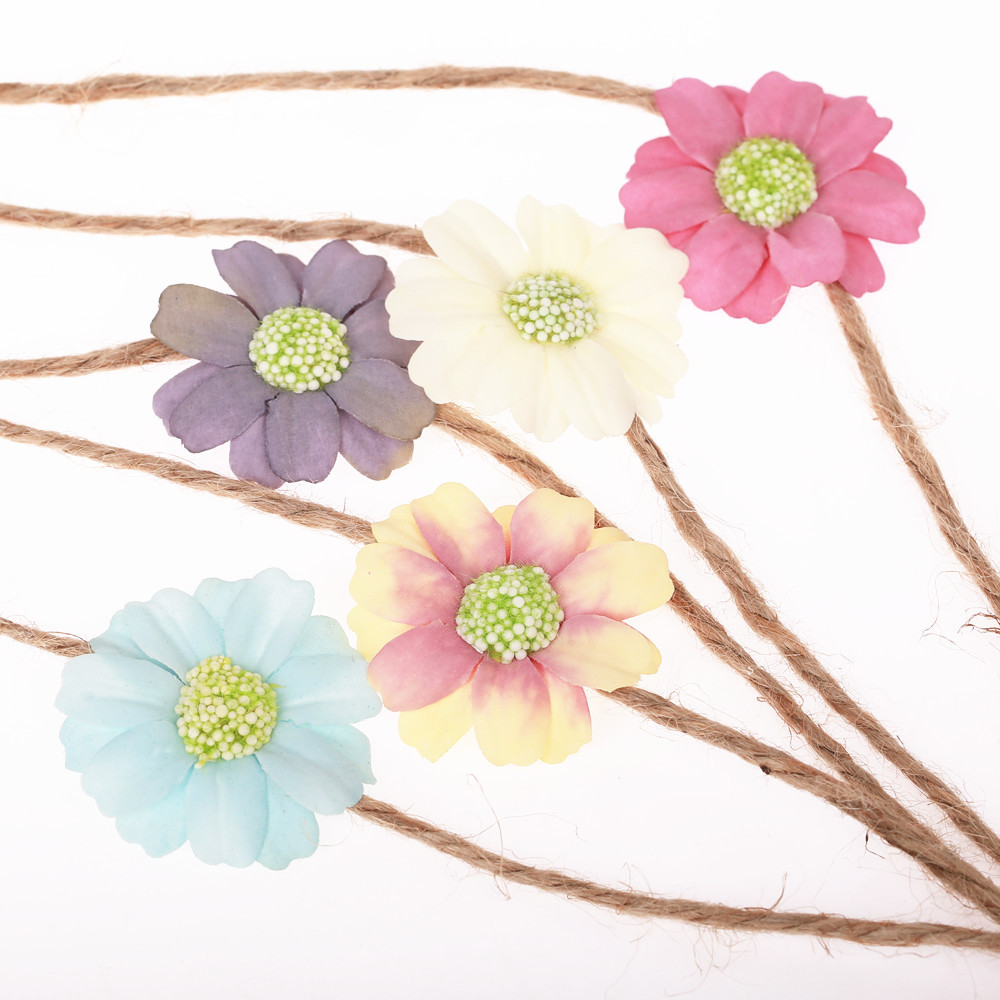 Fabric Flowers Wholesale Wedding Hairband F178