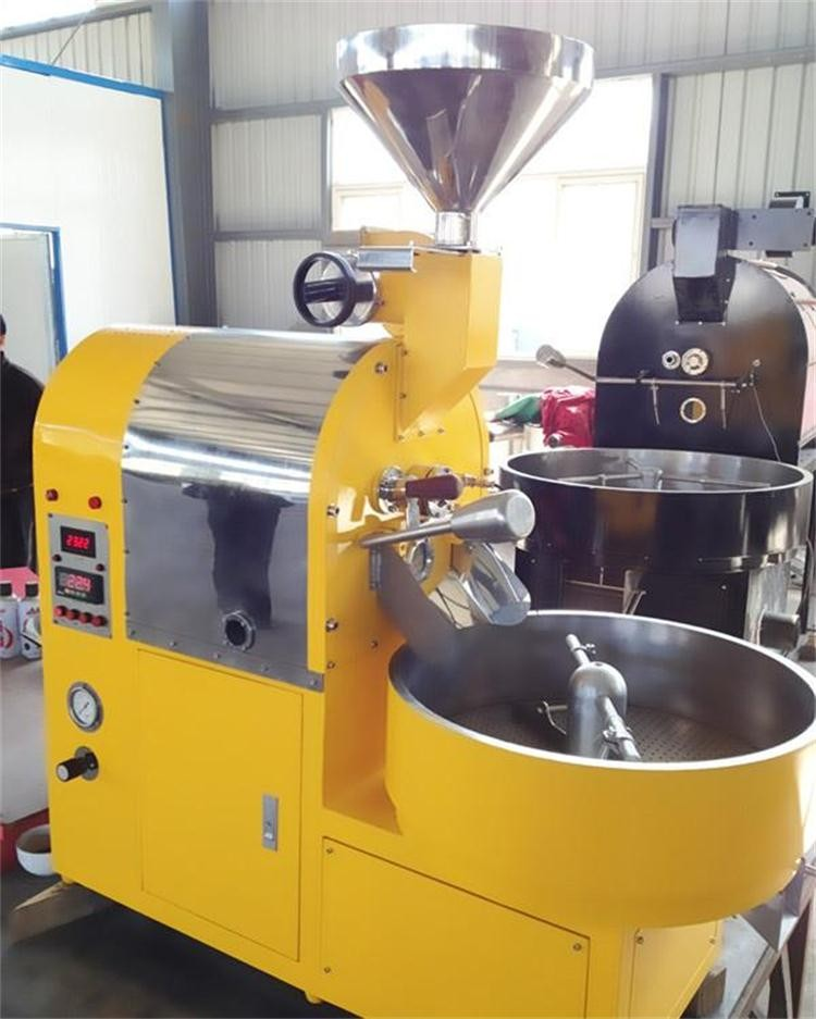 Water Proof Coffee Roaster Machine With 5kg Batch Capacity,Coffee Bean  Roasting Machines,Commercial For Sale With Ce Approved - Buy Coffee Bean