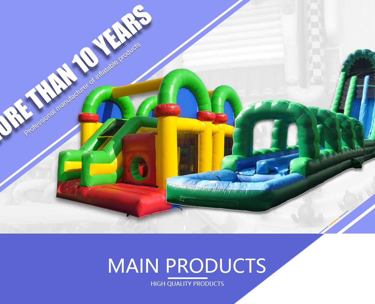Shanghai Blue Dreamland Amusement Equipment Co., Ltd. - Inflatable ...