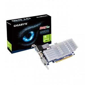 Gigabyte Video Card GV-N610SL-2GL GT610 2GB DDR3 PCI-Express DVI-I/VGA/HDMI Low Profile Silent Cell Retail