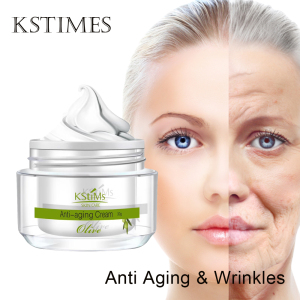 Korean Best Skin Care Products Olive Essential Oils Whitening Anti Wrinkle Anti Aging Face Cream Wholesale