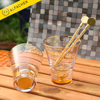 Mixing Coffee Sugar Tea Stick Drinking Stirrer Bar Tools Swizzle Stick Stirrer