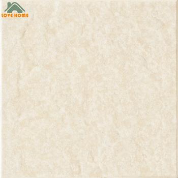 Light Beige Color Ceramic Floor Tile Size 30x30 40x40