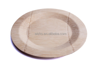 disposable bamboo party plate