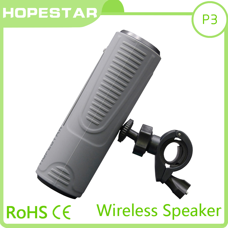 HOPESTAR portable bluetooth speaker with led light multi function accessories