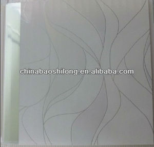 2012 popular design pvc panel for decorated JT-FT1016