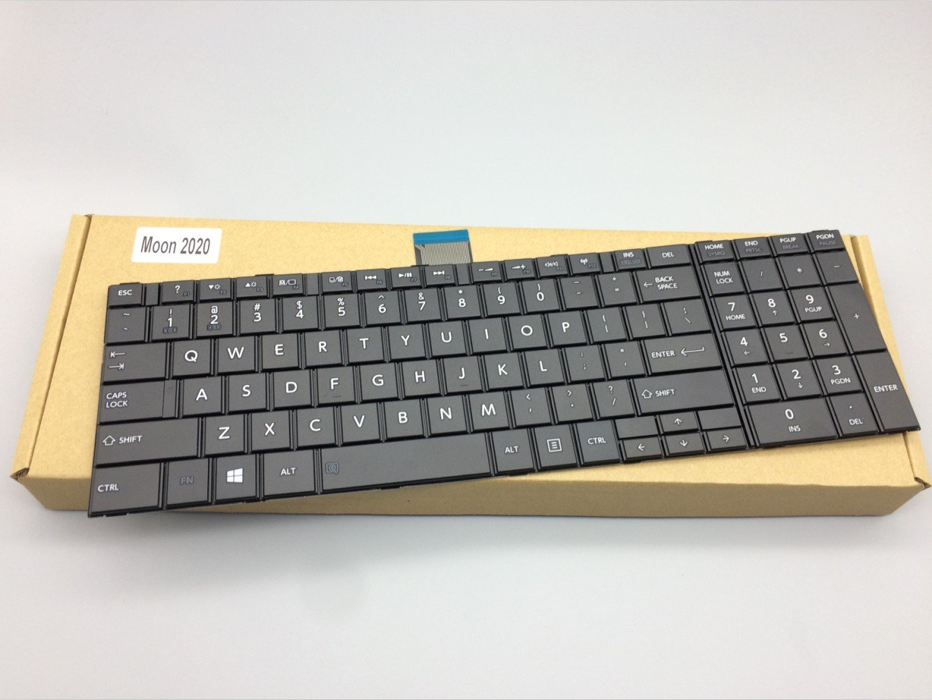 Keyboard for Toshiba Satellite C50-A C50D-A C50DT-A C50T-A C50-A-053 C50-A-0FN