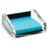 Acrylic Memo Pad Holder