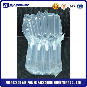 Fast delivery best sealing dunnage air bubble cushion film bags