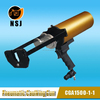 air spray gun for polyurethane foam in 1500ml cartridge