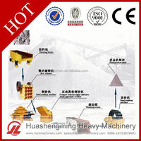HSM Best Price Professional High Efficiency quarry equipment manufacturers