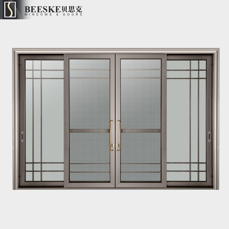 venta al por mayor puertas de vidrio para oficinas compre