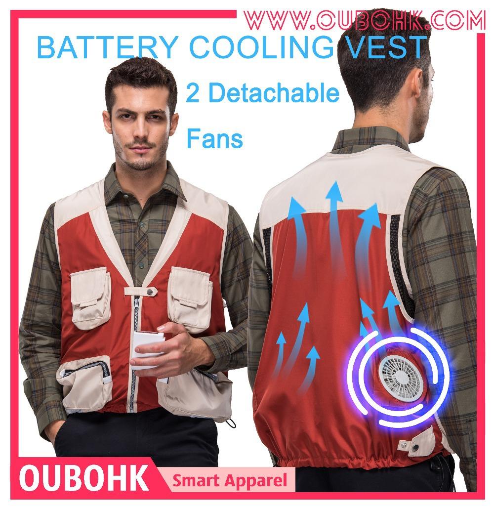Buy Men S Cooling Clothing Long Sleeve Cotton Jacket Sun