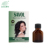 Permanent natural black color hair dye powder without ammonia and peroxide