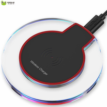 5V 2A qi phone charger standard wireless charging mat for mobile phone