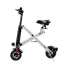 2016 New design green city life style mini chopper pocket bike/ride light and convenient 36V electric scooter