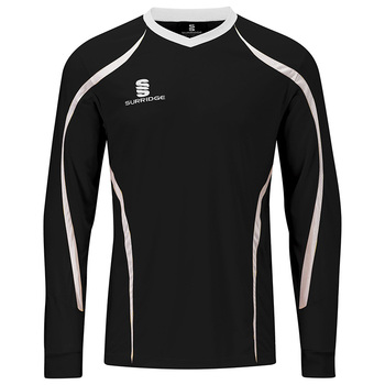 Wholesale 100% Polyester Custom Blank Long Sleeve Goalkeeper Soccer Jersey