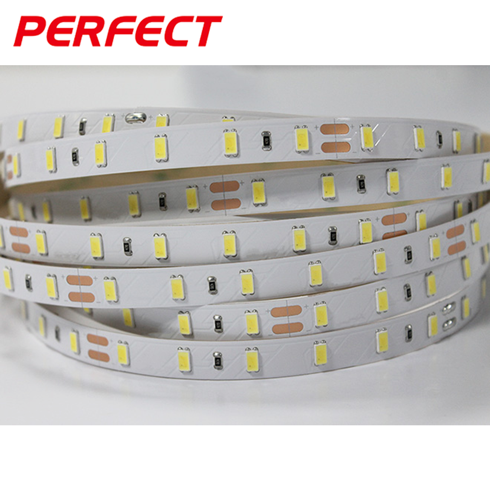 High Quality CRI 95 RA 95 5M White 5630 SMD LED Flexible Strip 12V DC 300 LED