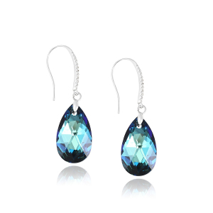 E-236 xuping charm Crystal from Swarovski Jewelry, Custom Luxury Drop earrings for women