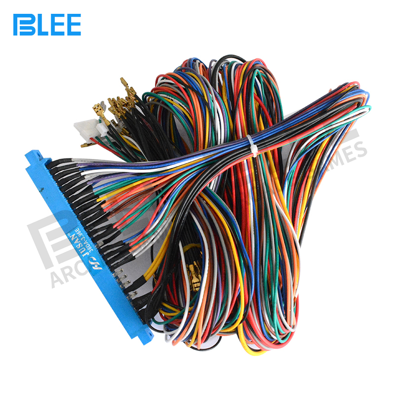 diy arcade jamma wire harness,28 pins blue arcade game machine wiring harness connector buy jamma wiring harness connector,jamma wiring Mojo Wiring Harness