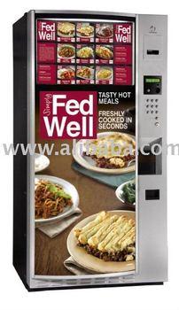 Hot Food Vending Machine Buy Vending Product On Alibaba Com