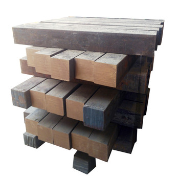 Square Shape and GR40,GR60,GR75,2SP,3SP,5SP,S275JR,ST37-2,S400W,S400,GR460 Grade steel billet