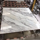 Polished Mila Lilac White Marble with Purple Veins, Slabs and Tiles for Indoor and Outdoor Decoration