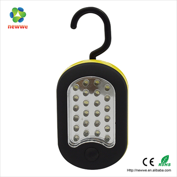 24 3 led plastic magnetic work light mini small outdoor emergency 37