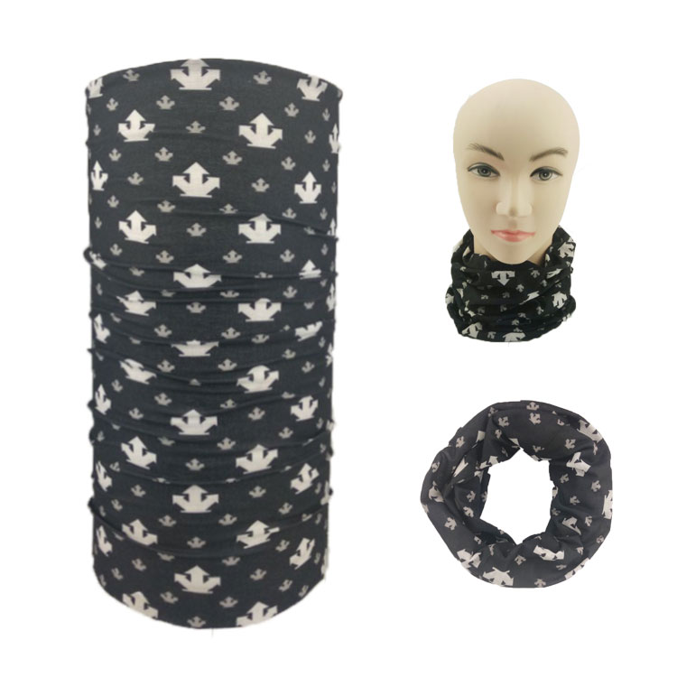outdoor customize durag with customized logo bandana multifunctional headwear