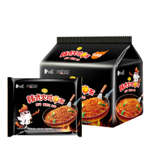 Wholesale Hot Spicy Chicken Flavor Ramen Instant Noodle Price 30*112g
