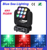 2015 new 4in1 matrix led moving head disco light