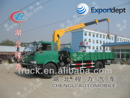 log hydraulic crane for sale