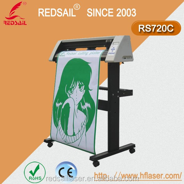 Redsail Cutting Plotter Rs720C Driver
