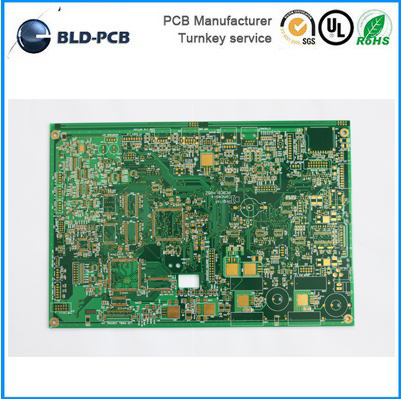 High Density pcb Boards ROHS PCB /rigid flex pcb prototype manufacturer/'fpc circuit board Double-sided FR4 PCB