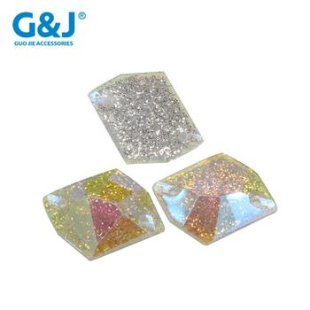 New arrival high quality flatback S16#20 and Factory direct sale resin stone