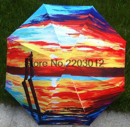 Живопись зонтик маслом зонтик традиционной китайской живописи зонтик зонтик